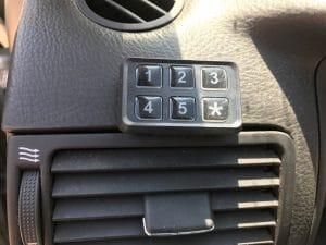 קודן לרכב - ניתוק והתקנת קודן לרכב